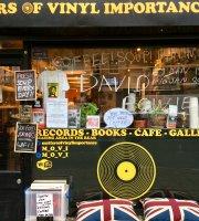 Matters of Vinyl Importance Hoxton's Premier Vinyl Cafe