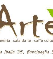 Artè - tisaneria, sala da tè, caffè culturale