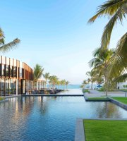 Sakalan Restaurant at Al Baleed Resort by Anantara