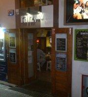 Raiz Quadrada Bar