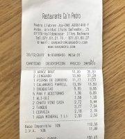Restaurante Ca 'n Pedro (Valldemossa)