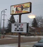 Page's Place Cafe and Grill