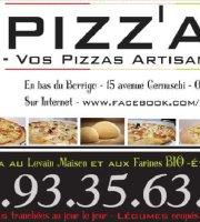 Pizz'AR