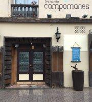 Taberna De Fernando Campomanes-Restaurante Interpretaciones