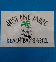 Just one More Beach Bar & Grill
