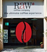‪Raw Coffee Company‬
