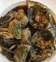 Songdo Marinated Crabs