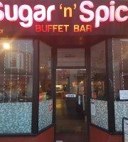 Sugar N Spice Buffet Bar