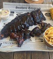 BBQ Smoken Ribs