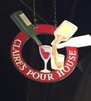 Claire's Pour House