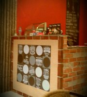 Cafe com Mell