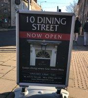 10 Dining street