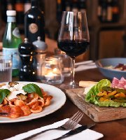 Italian Trattoria and wine bar -The Food Collective