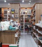 Librairie Café Maruani - Lecture Gourmande