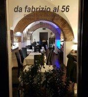 Da Fabrizio al 56