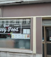 Your happy food crêperie bretonne