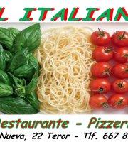 El Italiano - restaurante pizzería
