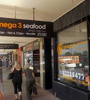 Omega 3 seafood