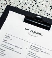 Mr.Percival Cafe & Restaurant
