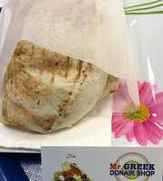Mr. Greek Donair Shop