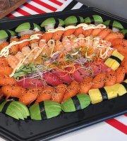 Sushi corner