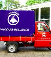 Cafe-Roller at Frankenbad