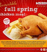 Borenos Fried Chicken (Asia City)