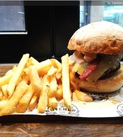 The Butchers Club Burger (Central)