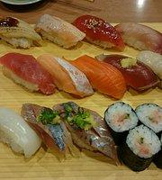 Sushi Misakimaru Koiwa Eki Bldg