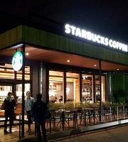 Starbucks Coffee Tsuzuki Parking Area Up Line