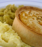 Charlie James Pie & Mash