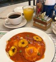 Resto Cafe Felicidad