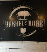 Barrel and Boar BBQ Gastropub