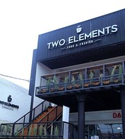 Two Elements Cafe Purwakarta