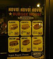 Burger House Doner Kebab