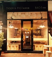 Tiger & Pig