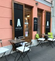 Antique Cafe & Tea