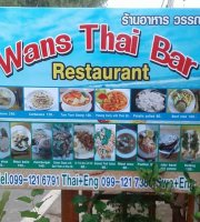 Wans Thai Bar & Restaurant
