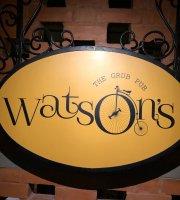 Watson's The Grub Pub
