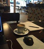 Mascate café e negocios