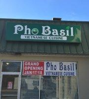 Pho Basil Vietnamise Cuisine