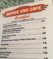 Bridge End Cafe
