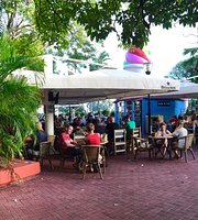 Plein Cafe Wilhelmina