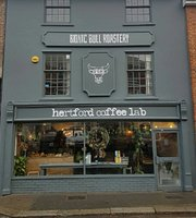 Hertford Coffee Lab
