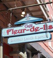 Cafe Fleur De Lis