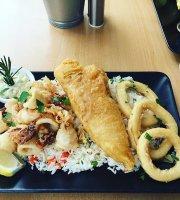 Fish Bay Larnaca Fish & Chips