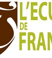 Restaurant Bistronomique de L'Ecu de France