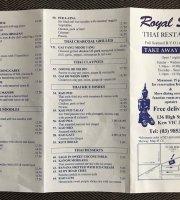 Royal Siam Thai Restaurant
