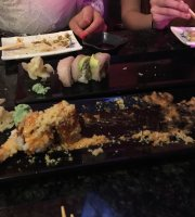 Octopus Japanese sushi