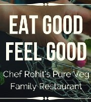 ‪Chef Rohit's Pure Veg Family Restaurant‬